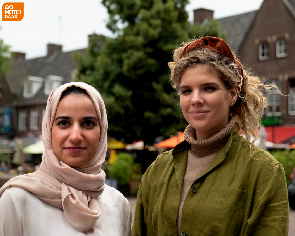 Rachel en Marwah