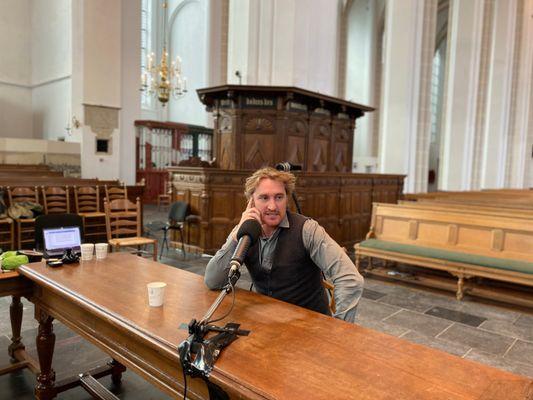 Thijs van der Linden over 'balans vinden'