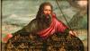 Mozes toont de wetstafelen