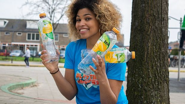 Anne Appelo geeft tips om minder plastic te verbruiken